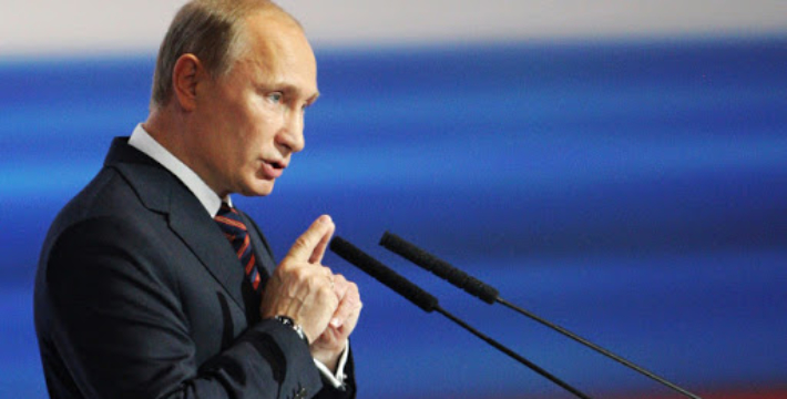 Журнал Foreign Policy: почему Путин стал «человеком года»?