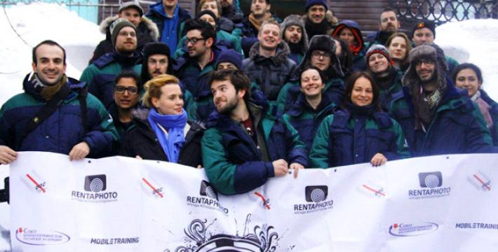 24 режиссера из 15 стран едут в Томск снимать фильм о русской зиме