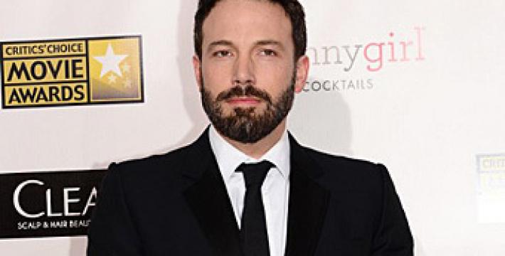 Американские критики назвали Бена Аффлека лучшим режиссером года