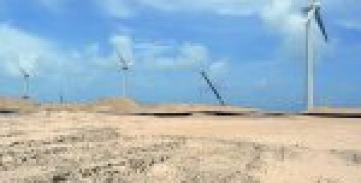 В Марокко будет построена самая крупная ветровая станция в Африке