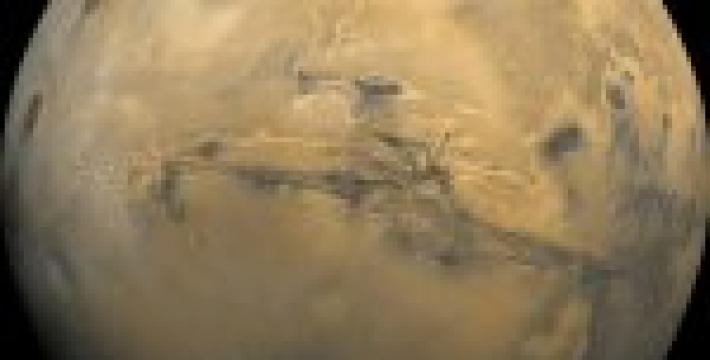 Загадочный Марс