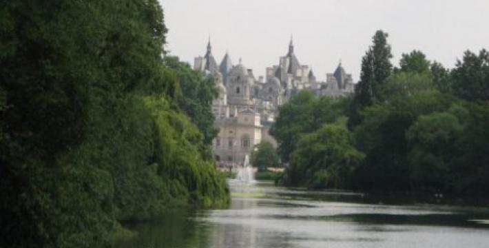 Лондон, Оксфорд и Виндзор