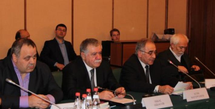ФНКА АзерРос и САОР провели встречу, посвященную 21-ой годовщине трагедии в Ходжалы