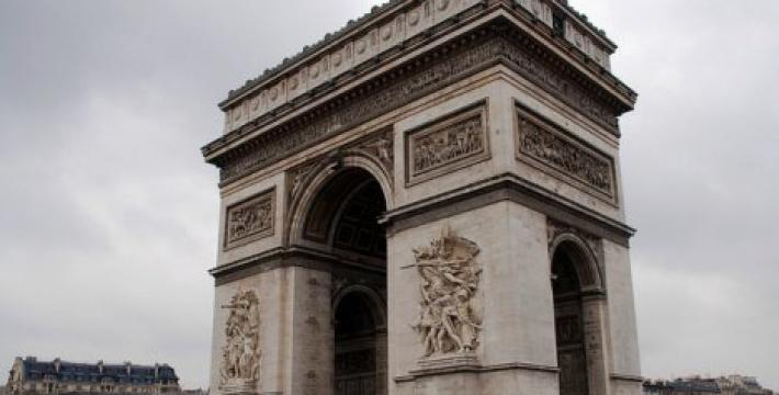 «Увидеть Париж и умереть». ФОТОЛЕНТА