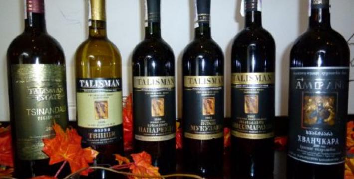 Грузинское вино попадет в Россию
