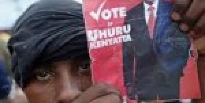 Человек, виновный в преступлениях против человечности, победил на выборах президента Кении