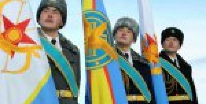 В Казахстане впервые пройдет боевой парад