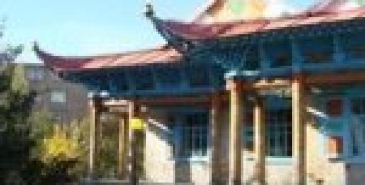 Уникальная мечеть в китайском стиле