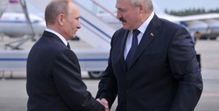 Союзное государство: о чем договорились Путин и Лукашенко?