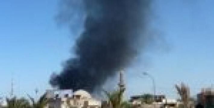 Годовщину вторжения США в Ирак «отметили» терактом