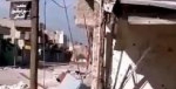 В руки сирийцев попало химическое оружие
