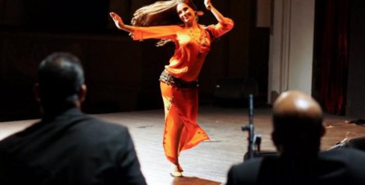 В Москве состоялся IV Международный фестиваль Bellydance «Tariq el Nougqum»