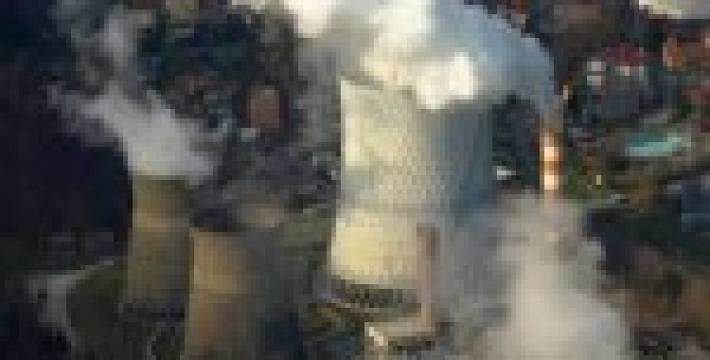 Уровень СО2 в атмосфере Земли достиг максимума