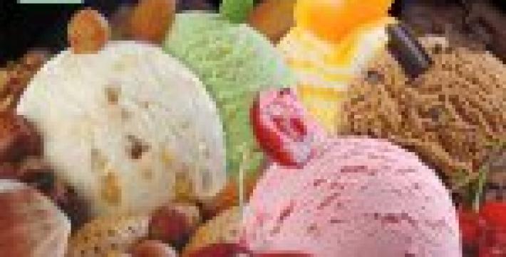 Мороженое избавляет от плохого настроения