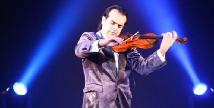 Шоу-проект «Золотая скрипка» Анара Юсифова покорил Нижний Новгород