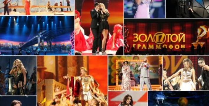 XVIII Ежегодная церемония вручения народной музыкальной премии «Золотой Граммофон»