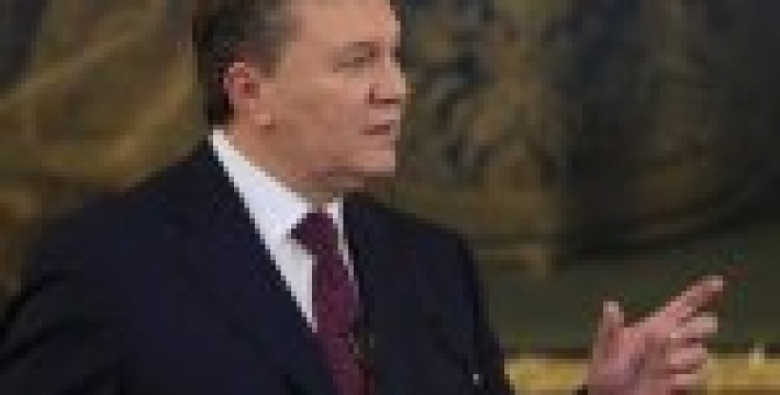 Американские политики против Януковича