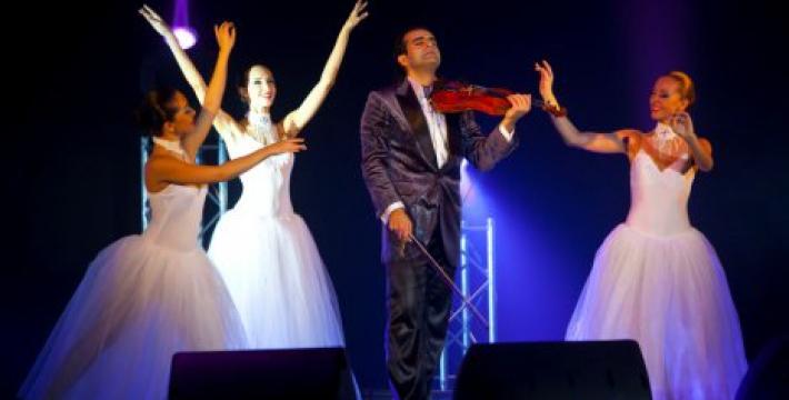 «Золотая скрипка» Анара Юсифова очаровала зрителей Твери