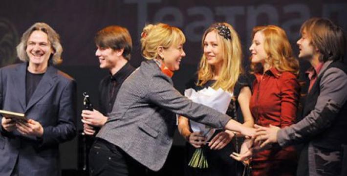 В Москве назвали победителей зрительской премии «Звезда Театрала»
