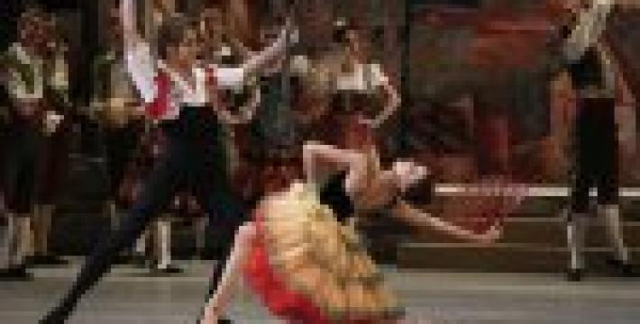 Гастроли Большого театра в нью-йоркском Линкольн-центре