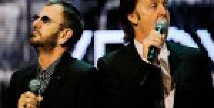 Пол Маккартни и Ринго Старр вместе выступят на церемонии вручения «Грэмми»