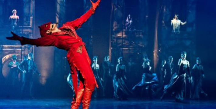 Мюзикл «Монте-Кристо» в Театре оперетты