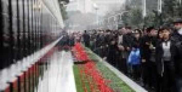 Вспоминая 20 Января — скорбную дату в истории Азербайджана