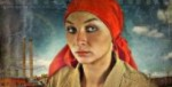 В Ставрополе открылась выставка «Комсомолка, спортсменка и просто красавица…»