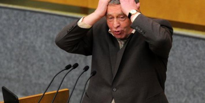 Жириновскому проще говорить лишь то, что выгодно ему