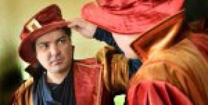 «Царицынская опера» готовится к «Свадьбе Фигаро»