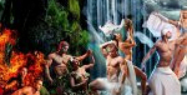 Шоу эротики «Империя ангелов»
