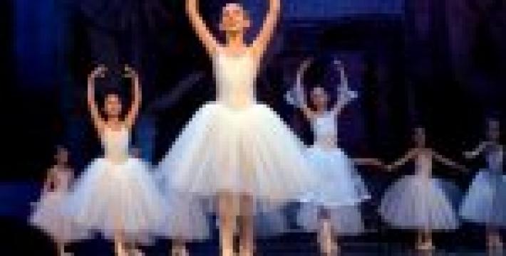 IV Фестиваль хореографических школ и танцевальных коллективов «Волшебная туфелька»