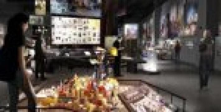 Музей 11 сентября открылся в Нью-Йорке