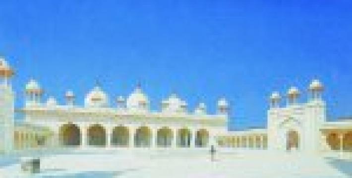 «Жемчужная мечеть в Агре» Верещагина продана на Christie's за рекордные 6,1 млн долларов