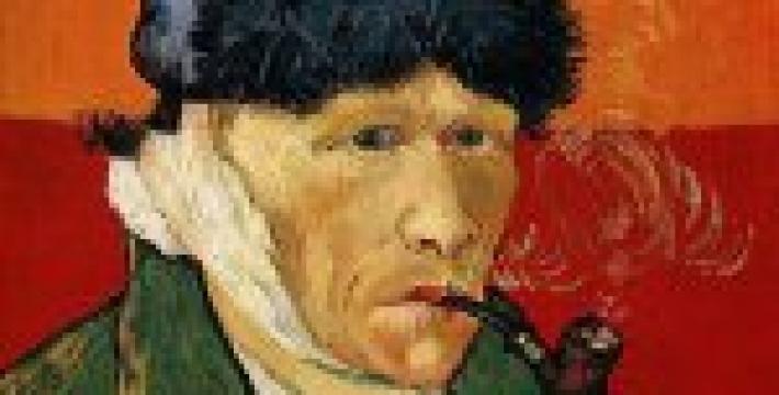 В Германии выставлено ухо ван Гога, выращенное из клеток праправнука его брата