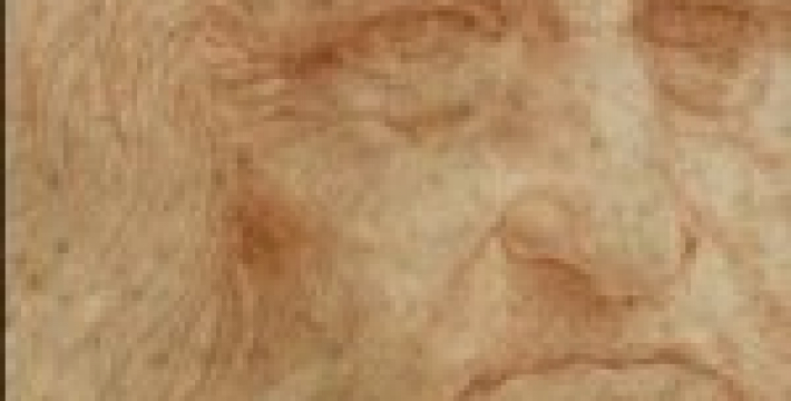 Физики спасают исчезающий рисунок Да Винчи