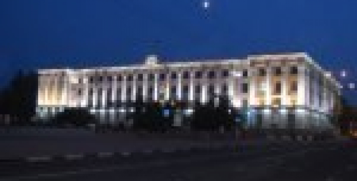 Симферополь впервые отмечает День города в составе России