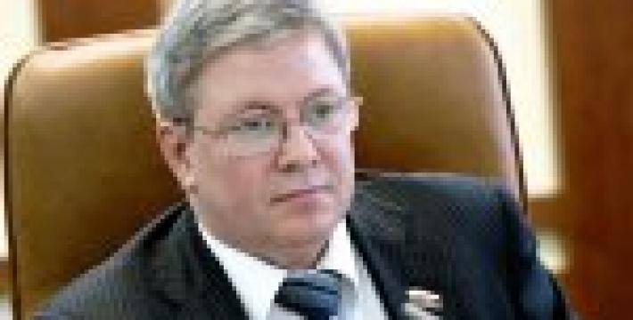 А. Торшин:  Динамика интеграционных процессов обуславливает усиление взаимодействия парламентов на евразийском пространстве
