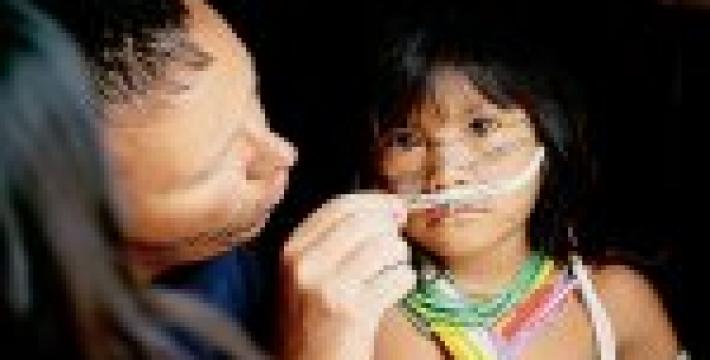 Правила жизни колумбийского племени марубо