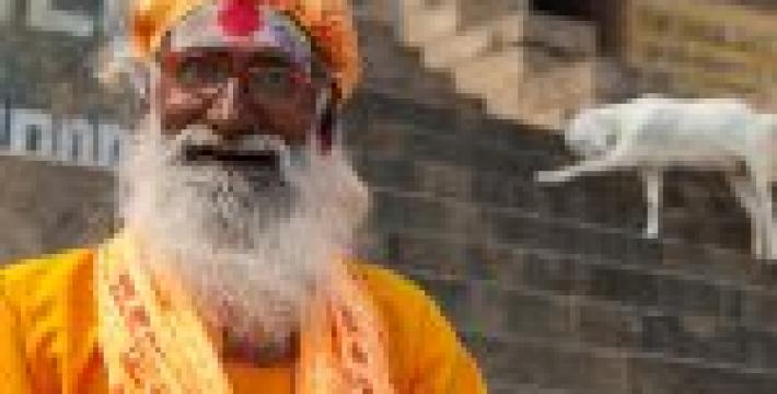 Индийские Садху