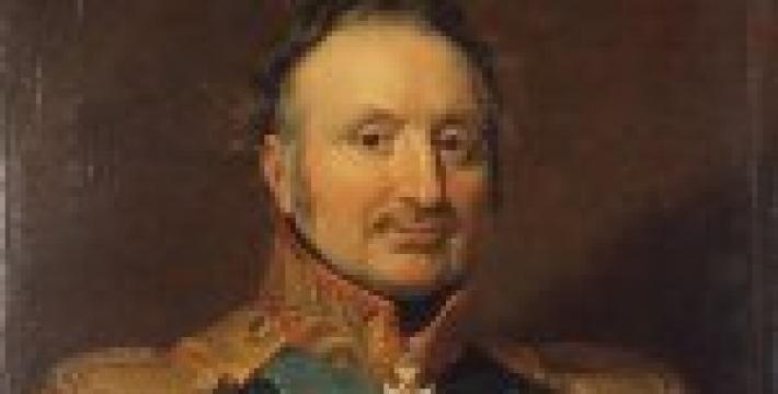 В Печорах откроют памятник герою войны 1812 года Петру Витгенштейну