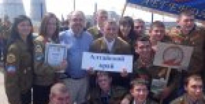 На Нововоронежской АЭС-2 стартовал Всероссийской студенческой стройке «Мирный атом – 2014»