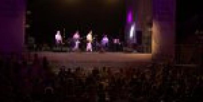 Триумф «Нашего джаза» в Коктебеле