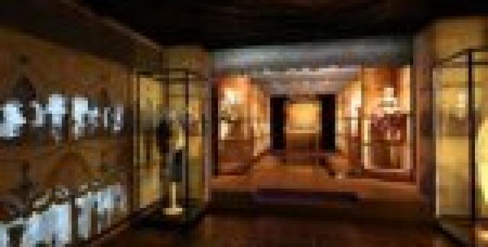 В Петергофе открылся музей «Государевы потехи»