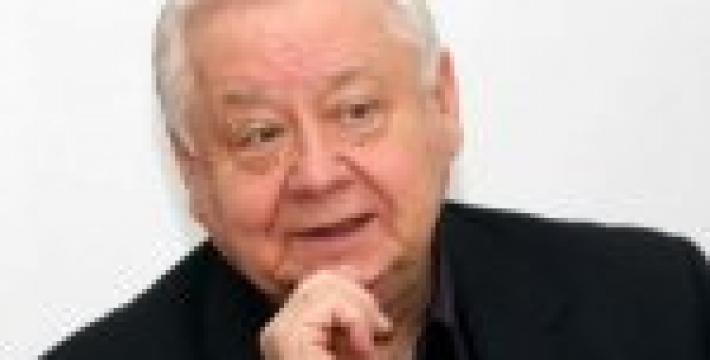 Олег Табаков отмечает 79-летие