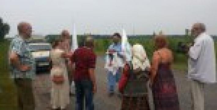 Завершился Марш Мира и Согласия четырех мировых религий «Путь к Истокам»