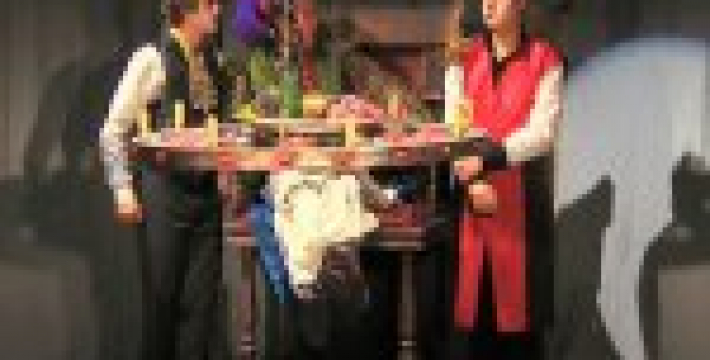 «Табакерка» открывает 29-й сезон спектаклем «Йеппе-с-горы»