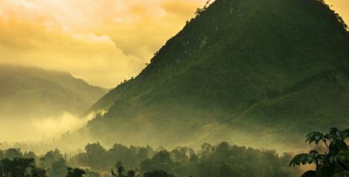 Колыбель майя. Верапасес: Рай на земле