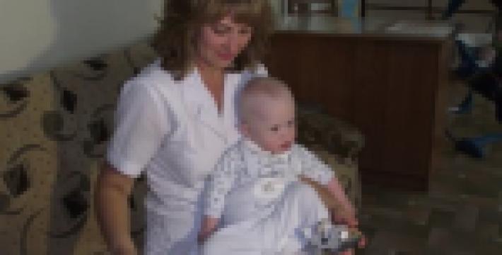 Московский медцинский центр взял шефство над симферопольским детским домом инвалидов