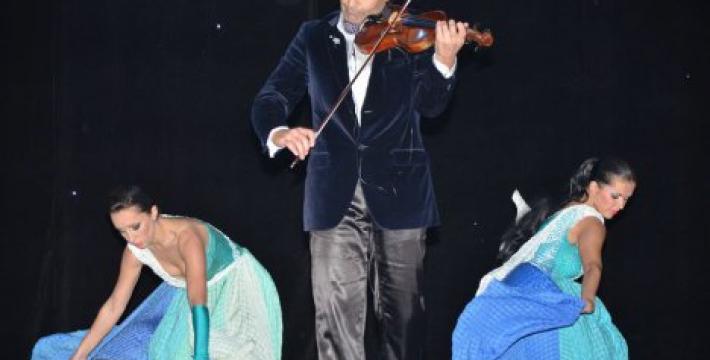 «Золотая скрипка» Анара за… Шанцева